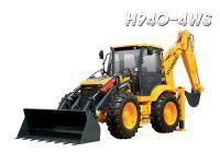 Экскаватор-погрузчик Hyundai H940S-4WS
