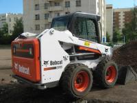 Мини-погрузчик Bobcat S510 #4