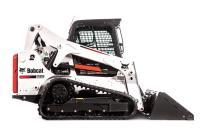 Мини-погрузчик гусеничный Bobcat T650 #3