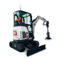 Гусеничный мини экскаватор Bobcat E20 #2