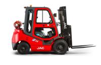 Бензиновый вилочный погрузчик JAC CPQD 25