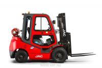 Бензиновый вилочный погрузчик JAC CPQD 35