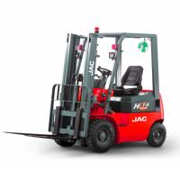 Бензиновый вилочный погрузчик JAC CPQD 15