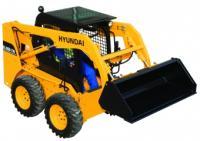 Мини-погрузчик Hyundai HSL650-7A #3