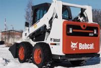 Мини-погрузчик Bobcat S530 #4