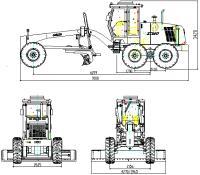 Автогрейдер XCMG XGR2135A #2