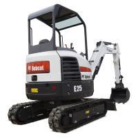 Гусеничный мини экскаватор Bobcat E25