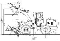Фронтальный погрузчик Lonking CDM 843 #3