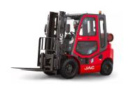 Бензиновый вилочный погрузчик JAC CPQD 20